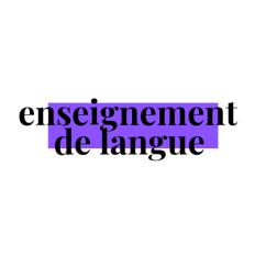 Enseignement de langue