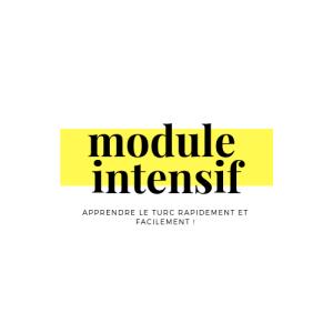 module intensif